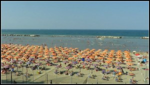 la spiaggia1